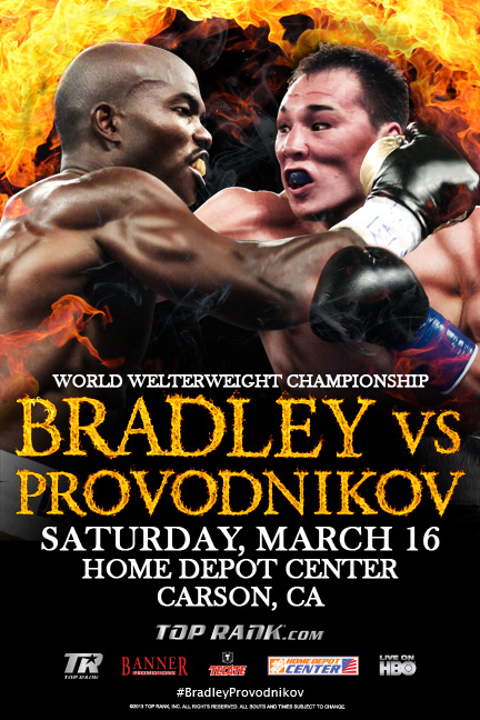 Timothy Bradley versus Ruslan Provodnikov Fight Preview