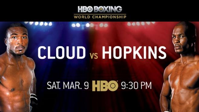 Bernard Hopkins looks to stamp his name in boxing History Books against Tavoris Cloud