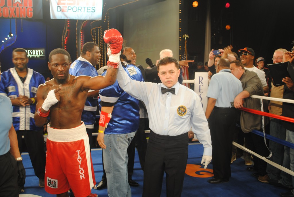 Referee Benjy Esteves Jr. is The Wise Man of Boxing