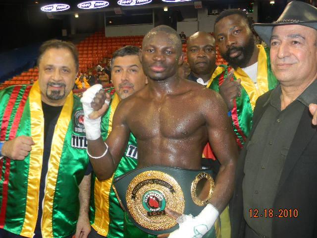 Osumanu Adama's Half Pound Overweight Fizzle Raises Big Belt Questions