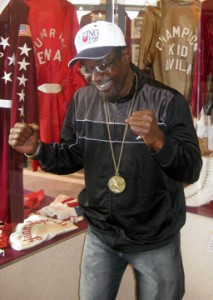 Sugar Ray Seales Can See The Light