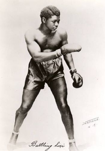 The Amazing Battling Siki