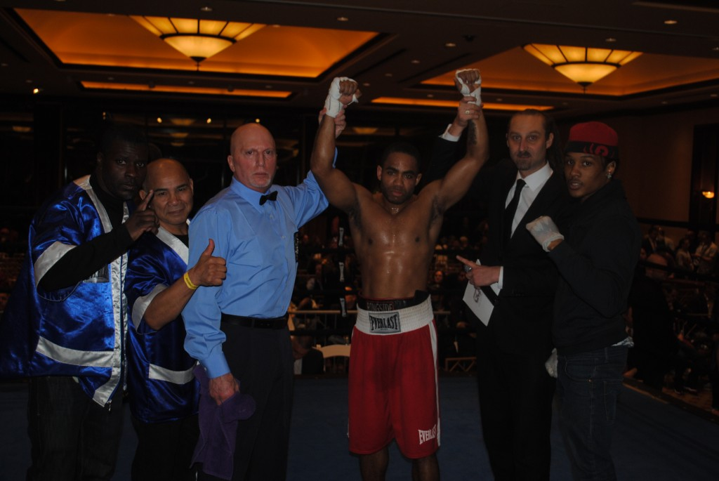 Banner Promotions Signs Welterweight Prospect Cornelius Whitlock For ESPN