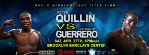 Quillin Guerrero Poster