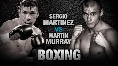 Sergio Martinez vs. Martin Murray & Arreola vs.Stiverene Preview