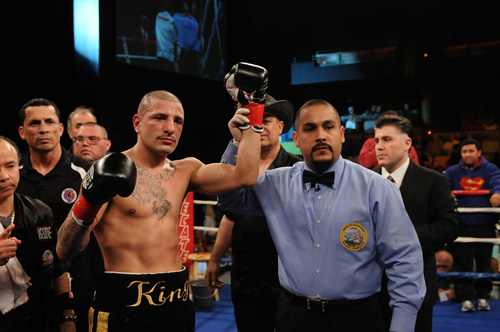 King David Estrada Versus Yusubov Chicago Fight Card Preview