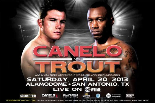 """Canelo"" at long last to face worthy opponent in Trout"