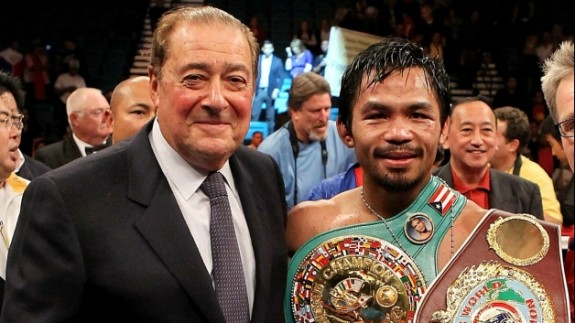 Manny Pacquiao vs. Brandon Rios is likely