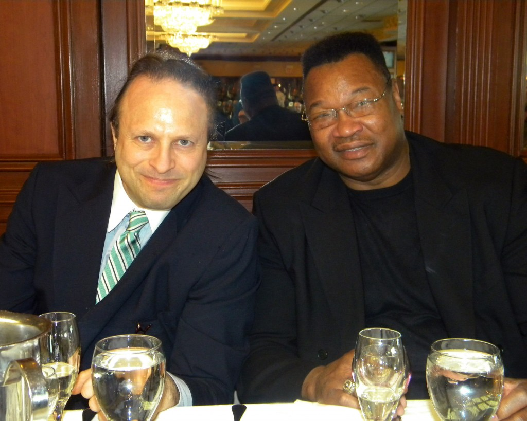 Larry Holmes To Appear at Dee Lee Promotion May 24 Westchester Fight Card