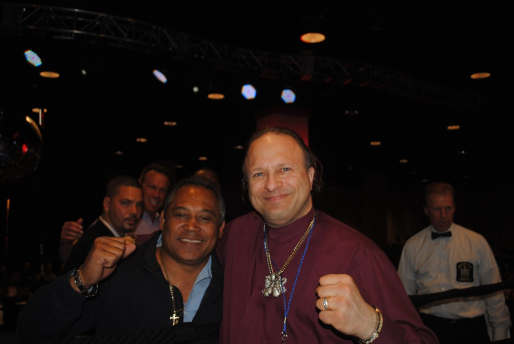 RCM Historical Boxing: Juan Laporte in Twilight, The Man With The Granite Chin
