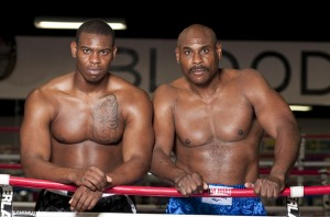Father and Son Fighters Oliver McCall and Elijah McCall Make History in Losing