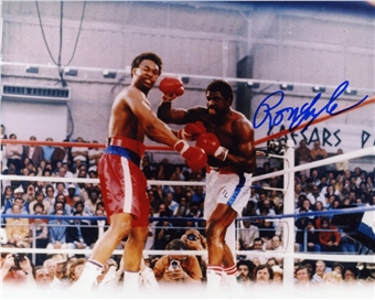 RCM Historical Boxing:The Great Ron Lyle, His Bout With George Foreman Remembered For Sure