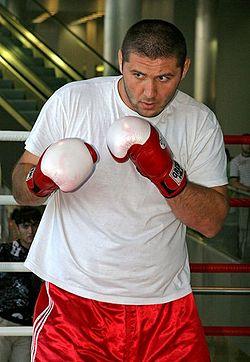 Abdusalamov Goes For Heavyweight Broke, Wants Haye, Fury or Mitchell