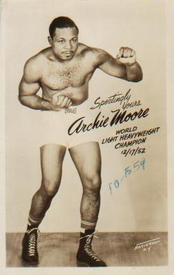 RCM Historical Boxing: Archie Moore, A Critical Analysis of The 23 Losses of The Old Mongoose