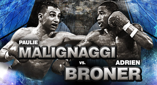 Weigh-In: Paulie Malignaggi vs. Adrien Broner – SHOWTIME Boxing