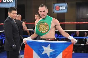 Real Combat Media Puerto: Jose Sniper Pedraza defeats Sergio Villanueva