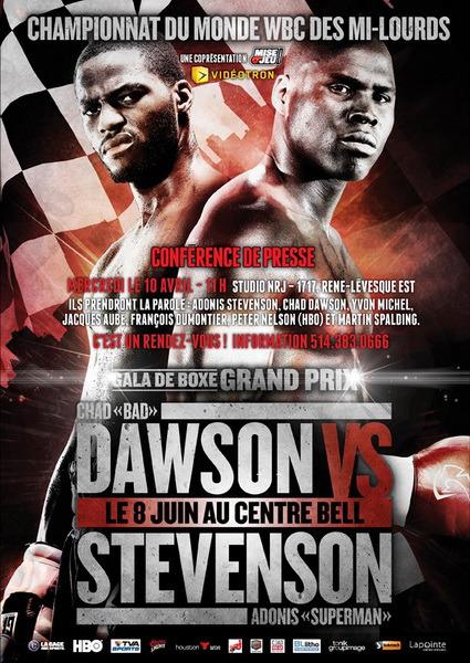 Stevenson Poster
