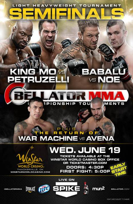 Bellator 96 Results and Highlight Video