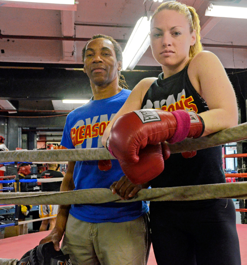 "BROOKLYN'S HEATHER ""THE HEAT"" HARDY RETURNS TO THE RING ON JULY 24"