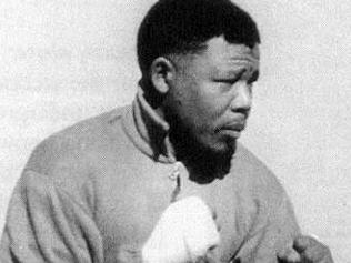 Heavyweight Boxing Life and Times of Nelson Mandela July 1918-July 2013