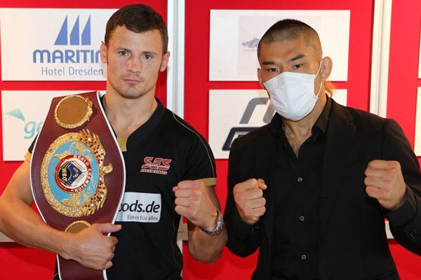 Stieglitz Stops Masked Man Yuzo Kiyota, Retains WBO Title