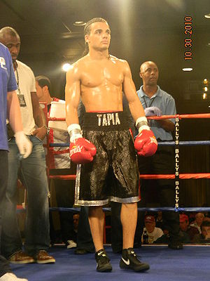 Jersey Boy Glen Tapia Stops Han and Wins NABO in Bloodbath