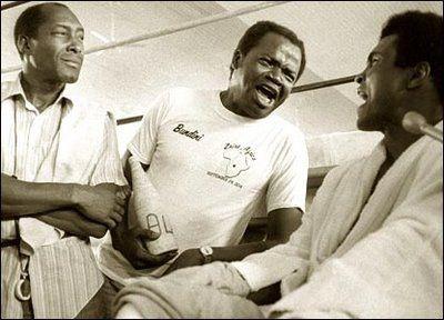 RCM Historical Boxing: Salaam Alaikum, A Tribute To Cornerman Wali Muhammad, Boxing's Silent Gentleman