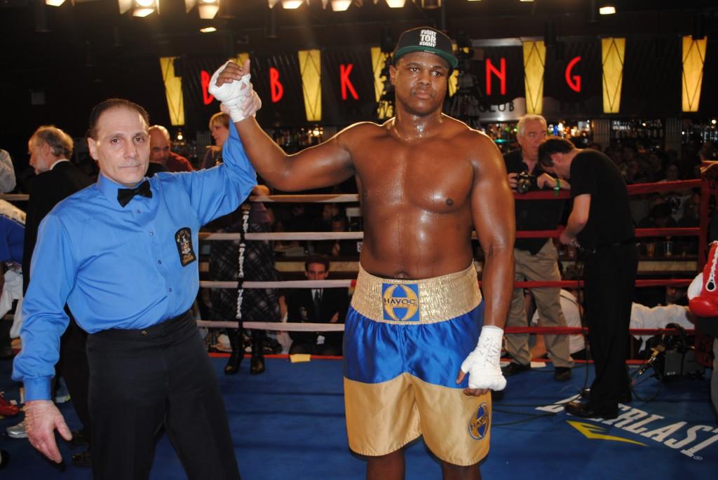 Lou DiBella and 50 Cent Present Tor Hamer August 14 Boxing Card at BB King