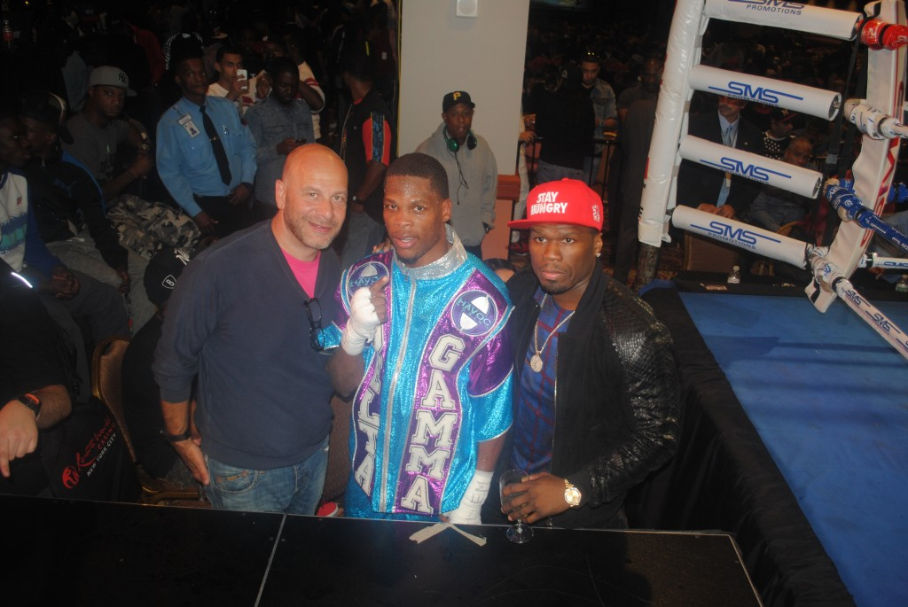 Lou DiBella and 50 Cent Are The Future of Boxing in America