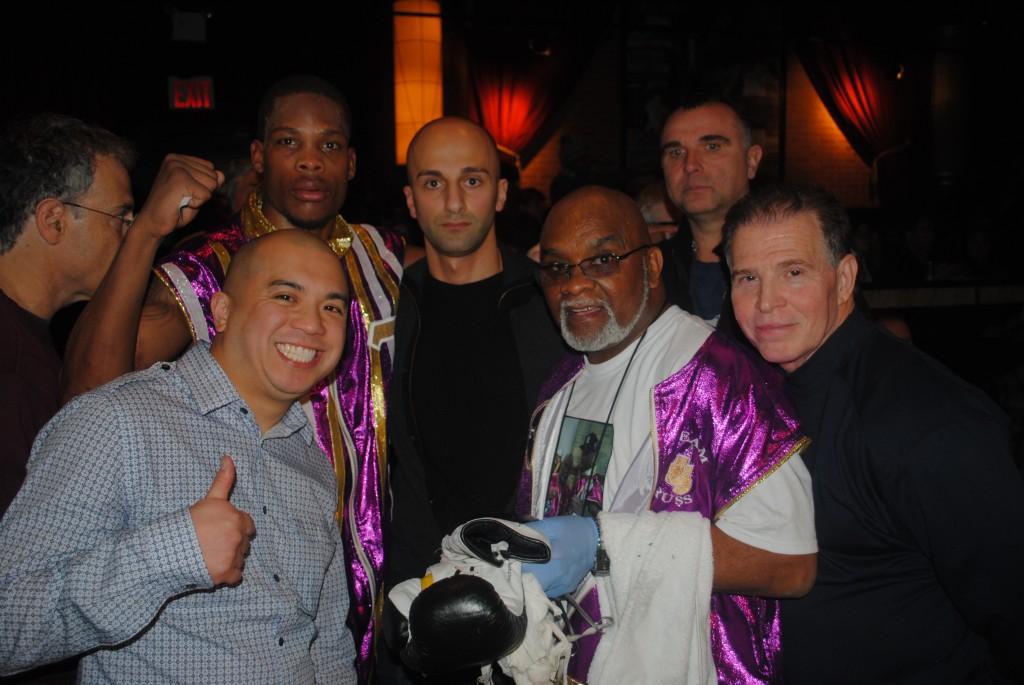 Middleweight Rising Star Lamar Russ Faces Dangerous Latif Mundy at Resorts Aqueduct