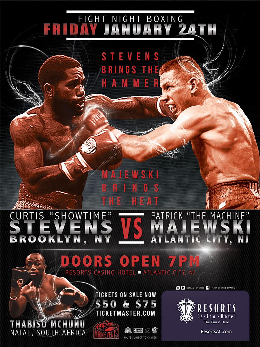 Stevens Majewski Poster