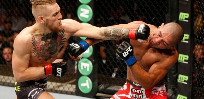 UFC Fight Night Dublin - McGregor v Brandao