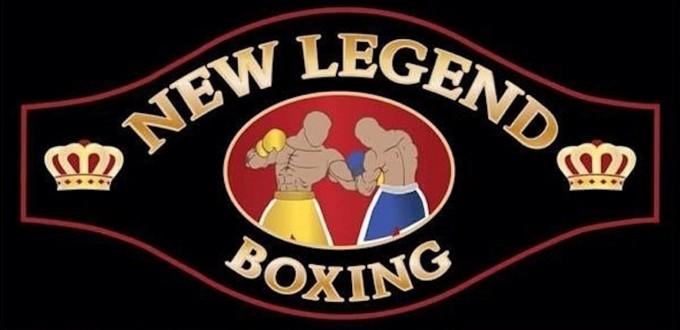 New Legend Boxing logo