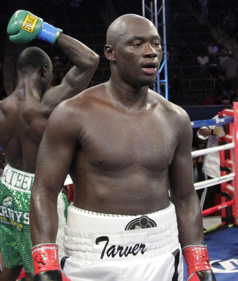 Antonio Tarver Refutes Failed Drug Test