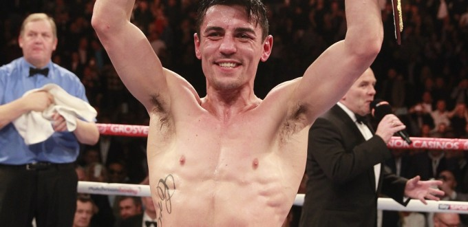 PRIDE OF MANCHESTER MANCHESTER ARENA PICTURES BY LAWRENCE LUSTIG WORLD LIGHTWEIGHT CHAMPIONSHIP ANTHONY CROLLA V DARLEYS PEREZ