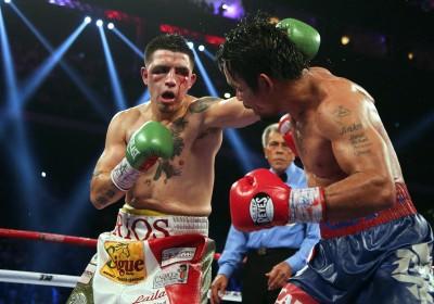Manny Pacquaio v Brandon Rios - The Clash In Cotai