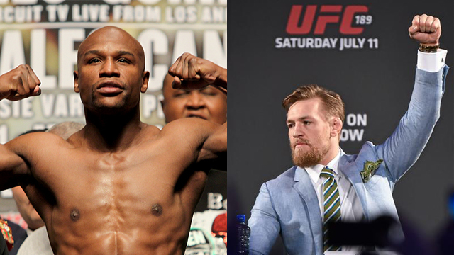 "FIGHT HYPE VIDEO: FLOYD MAYWEATHER RESPONDS TO CONOR MCGREGOR: ""IF HE GOT OFFENDED, THAT'S LIFE"""