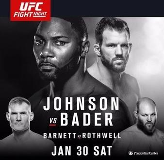 UFC_on_FOX_18_Johnson_vs._Bader_Poster