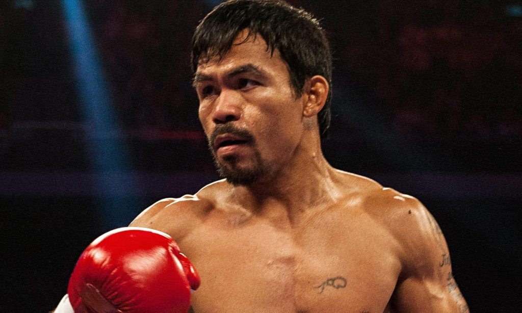 Manny Pacquiao Returns November 5th | REAL COMBAT MEDIA