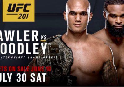 UFC+201+Robbie+Lawler