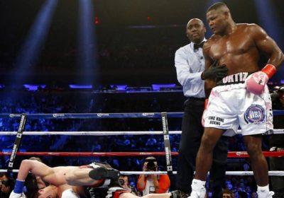 Ortiz Vidondo Boxing