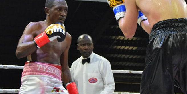 boxe mohamed mimoune