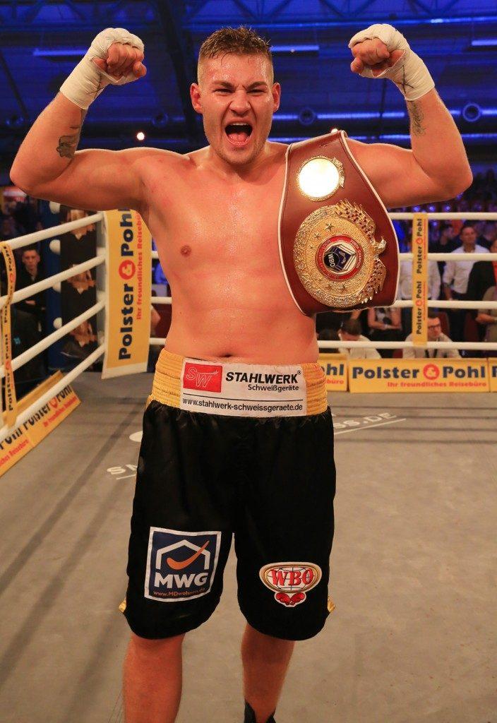 Boxer Tom Schwarz