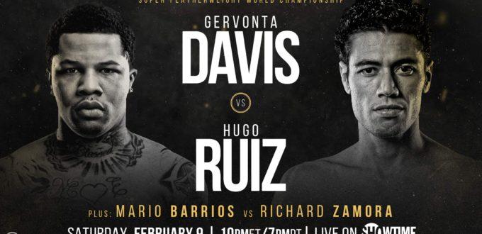 Davis vs. Ruiz