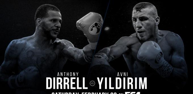 Dirrell vs. Yildrim