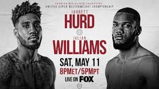 JARRETT HURD VS. JULIAN WILLIAMS
