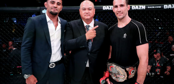 Bellator 222 Results