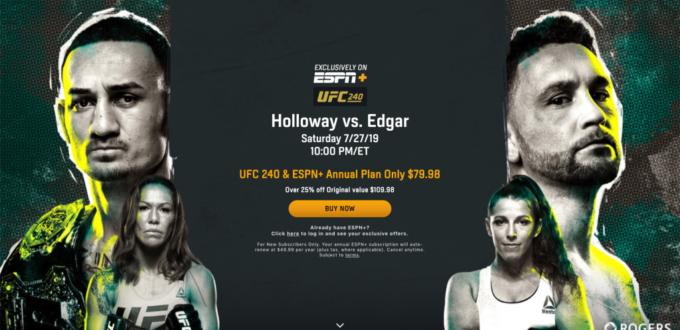 UFC 240