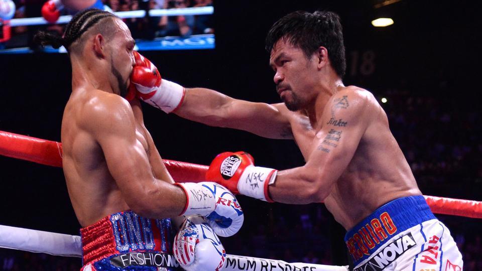Pacquiao Defeats Thurman