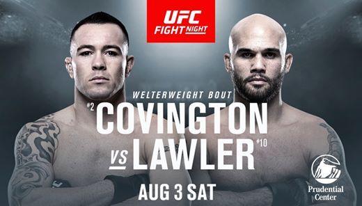 Covington vs Lawler
